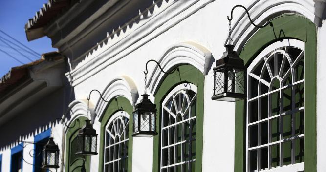 Colonial Paraty, Brazil
