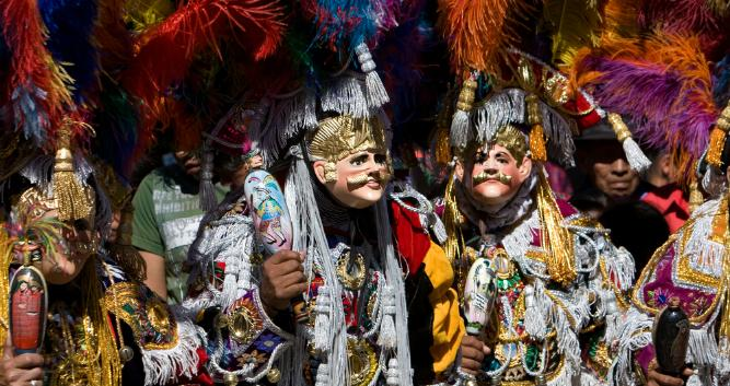 Semana Santa in Chichicastenango