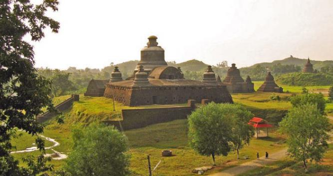 Marak U, Burma