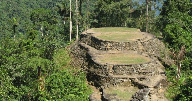 The Lost City, Colombia, South America