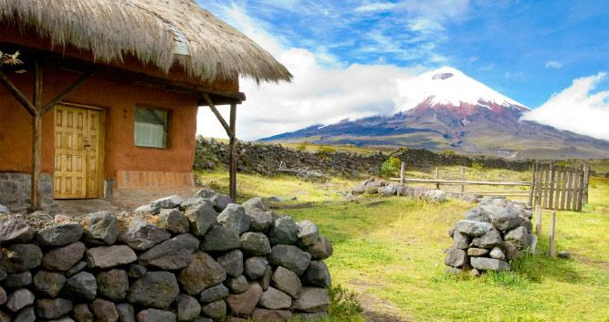 Volcano, Ecuador